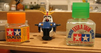 shot of the F91 torso and head