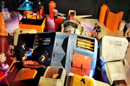 1:1 scale Gundam RX-78-2 picture from Gizmodo