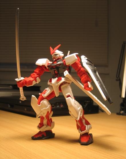 HG Gundam Astray Red Frame