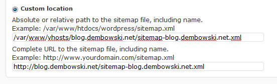 google xml sitemaps and wordpress multisite mostly harmless