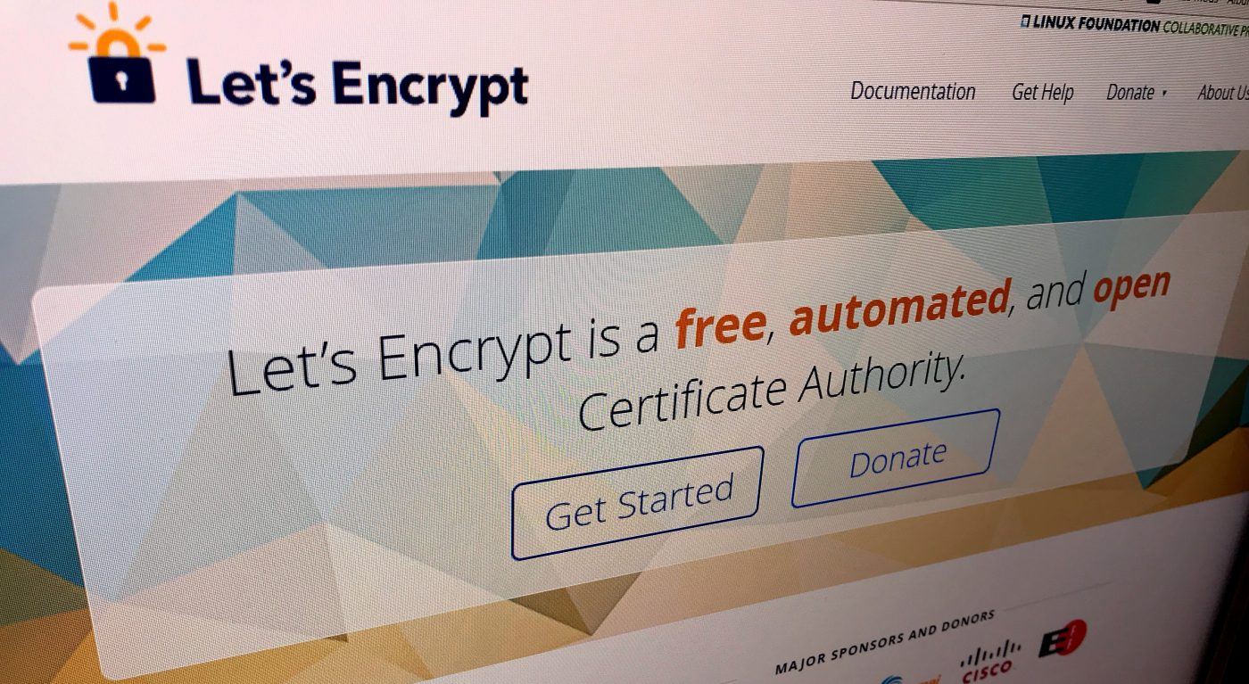 Wildcard certs via Let's Encrypt